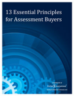 Talent Acquisition: 13 Essential Principles for Assessment Buyers – Profiles International