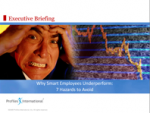 Why Smart Employees Underperform – Profiles International